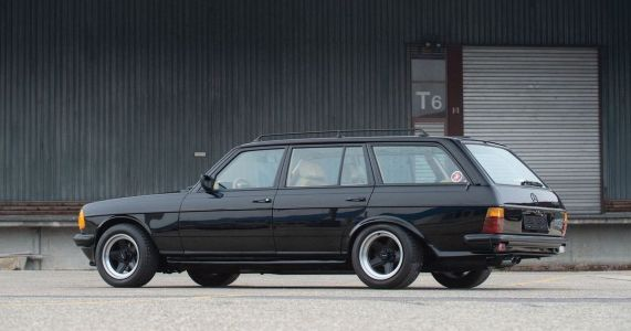 This Mysterious Mercedes 500 TE AMG Is Our Kind Of Wagon