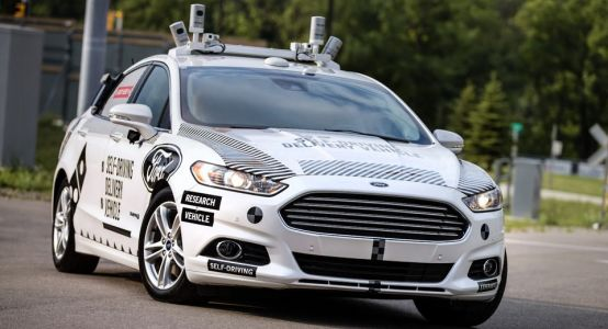 Ford Thinks It Makes More Sense Having Hybrid Self-Driving Cars