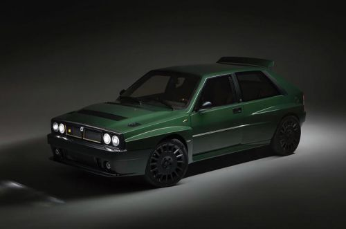 Automobili Amos Resurrects An Icon With Lancia Delta Integrale Futurista