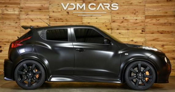 This Nissan GT-R-Engined Juke-R700 Is Yours For £570k