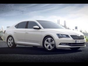 2019 Skoda Superb Corporate Edition Launched At Rs 2399 lakh