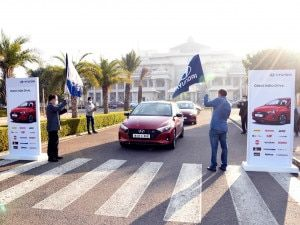 4th Edition Of The Annual Hyundai Great India Drive Begins With The New i20