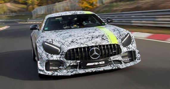 The Mercedes-AMG GTR Pro Is Coming To Win All The Track Days