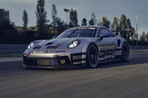 Porsche Reveal 911 GT3 Cup Track Weapon