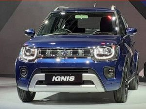 2020 Maruti Suzuki Ignis BS6 Launched In India: Detailed Image Gallery