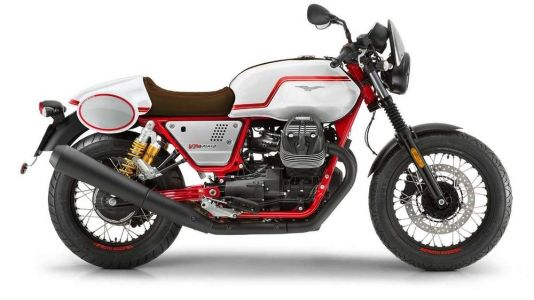 2020 Moto Guzzi V7III Racer Limited Edition First Look