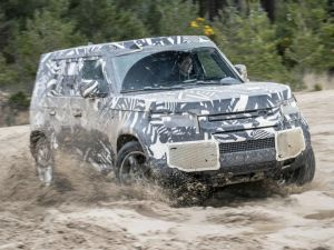 Land Rover Defender Is Almost Here Completes 12 Million Test Kilometres