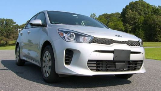 Kia Rio earns Top Safety Pick+ award