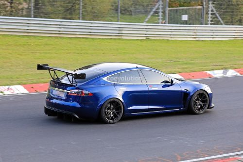 Tesla Model S Plaid To Get Over 1,100 HP