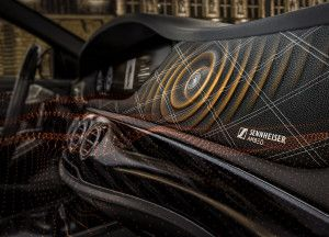 Continental And Sennheiser Unveil Speakerless Sound System For Cars At CES 2020