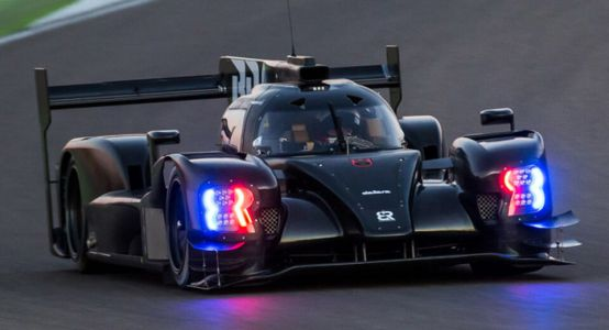 Russia's Gunning For Toyota With New BR1 LMP1 Prototype