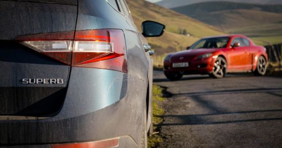 Hypermiling An RX-8 & Life On The Road In A Skoda Superb