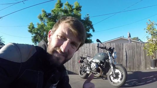 Ride Along Review on the BMW R nineT Pure