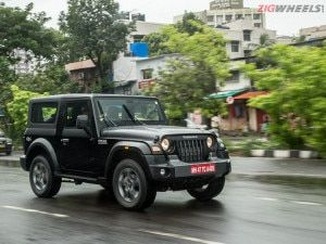 Mahindra Thar Prices Hiked Now Starts From Rs 1210 Lakh