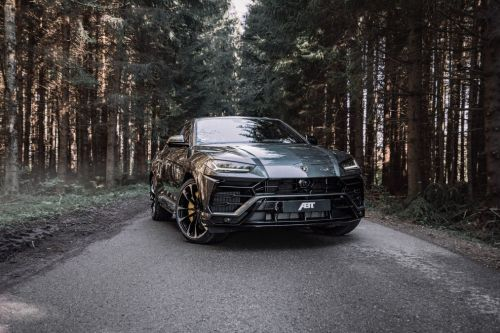 Abt Increases The Lamborghini Urus' Power Output to 700 HP