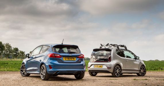 Ford Fiesta ST Vs VW Up GTI: Do All Good Things Come With Threes?