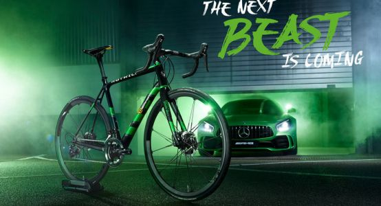 Mercedes-AMG GT R-Inspired Bike Costs More Than A Dacia Sandero