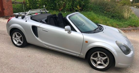 Embrace Mid-Engined Handling Kicks With A £999 Toyota MR2