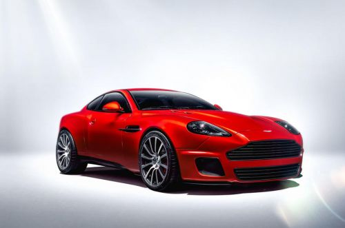 Ian Callum reveals Production Version Of Vanquish 25 by R-Reforged
