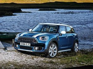 The 2018 MINI Countryman Is Bolder Than Ever