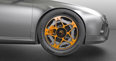 Is This Three-Piece Concept The Wheel Of The Future?