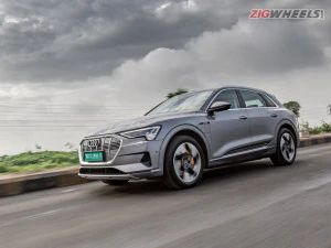 Audi e-tron e-tron Sportback EVs Launched In India From Rs 9999 Lakh