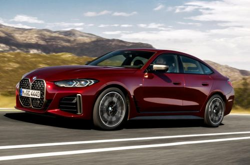 BMW M440i xDrive Gran Coupe Is Official