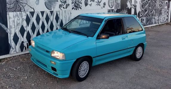 Subcompact Showcase: Ian's Ford Festiva