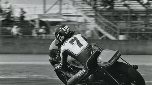 1975 Daytona 200 Documentary Starring Barry Sheene