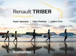 Renault Triber Name Revealed For RBC Launch Later In 2019