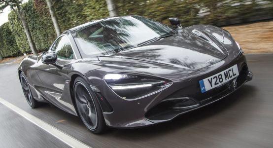 Economic Recovery Fueling Sales Of High-End Vehicles, McLaren Is A Big Winner