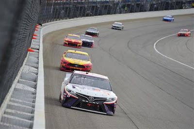 Denny Hamlin is 20/1 to win 2019 Quaker State 400 at Kentucky
