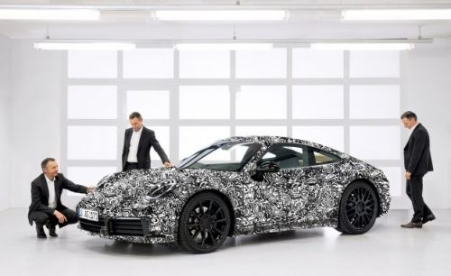 "Porsche 911 Chief on Autonomy: ""A 911 Will Always Have a Steering Wheel"""
