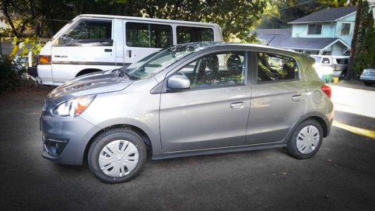 We Bought a Mitsubishi Mirage. Here's Why