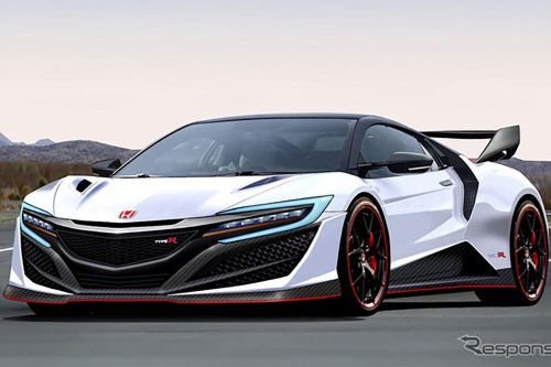 We Could See A Honda NSX Type R Later This Year