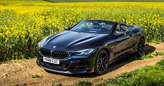 BMW M850i Convertible Review: Fast, Fun, And Conspicuously Heavy