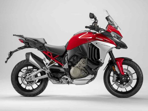 2021 Ducati Multistrada V4 First Look Preview Photo Gallery
