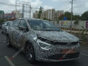 Sharp-looking Tata Altroz Spied Ahead Of Launch