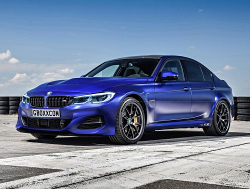 New BMW M3 Will Pack More Punch Than Current CS Thanks To Possible Water Injection