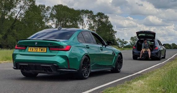 BMW G80 M3 Vs M340d: The Precision Tool Vs The All-Rounder