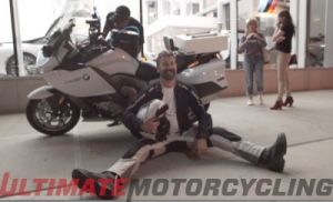 New Cross-Country Motorcycle Record: 38 Hours, 49 Minutes