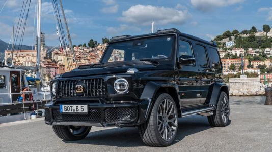 Brabus 700 Widestar Is A Bonkers Mercedes-AMG G 63