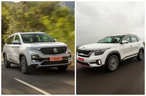 Kia Seltos Vs MG Hector Which SUV Should You Opt For