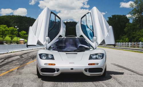 "Gordon Murray ""McLaren F1 Successor"" May Be More Advanced than Valkyrie"