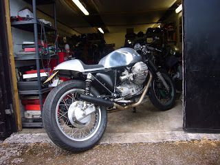 Guzzi Cafe Racer for Sale
