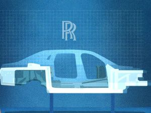 Rolls-Royce Teases New Suspension And All-wheel-drive For Next-gen Ghost Luxury Sedan