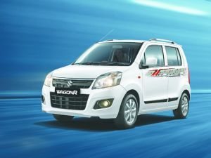 Maruti Suzuki WagonR Limited Edition Launched Is Another Festive Variant