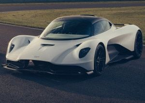Aston Martin Unveils New 30-litre V6 Engine For Valhalla Mid-engined Supercar