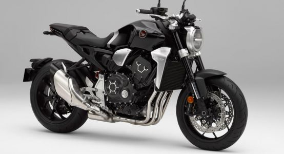 Honda's Neo Sport Cafe Concept Yields Delicious New CB1000R