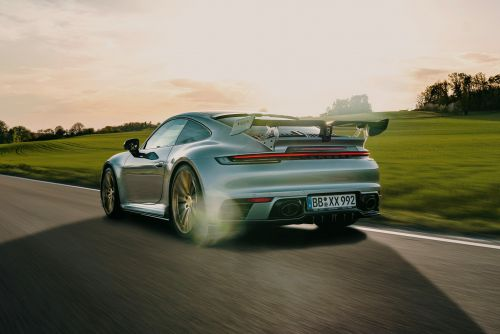 Techart Reveal Performance, Style and Sound Upgrades For Porsche 911